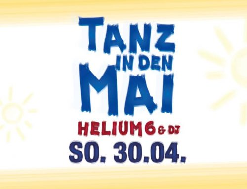 Tanz in dem Mai – helium6 – Culture Club Hanau